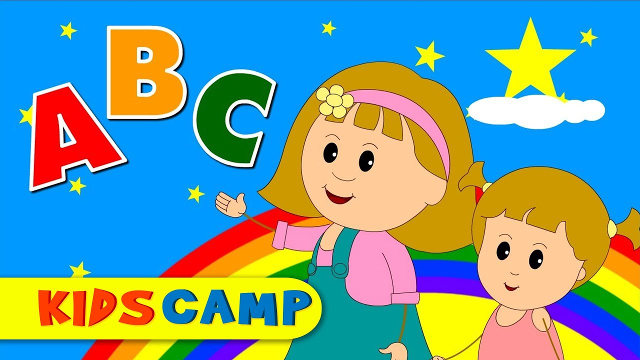 ABC Song | ABC Song for Children | Popular Nursery Rhymes ...