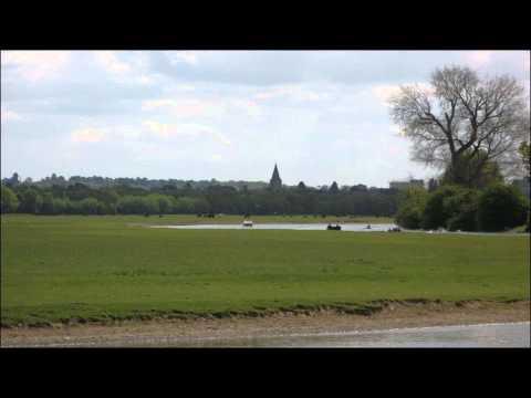 Port meadow Oxford Oxfordshire