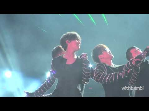 131019 SMTOWN in Beijing - CATCH ME(changmin ver)