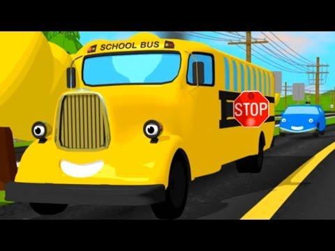 Мультфильм про машинку и паровозика