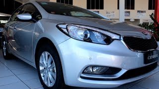 Review Lançamento Kia Cerato 2014 (Canal Top Speed)