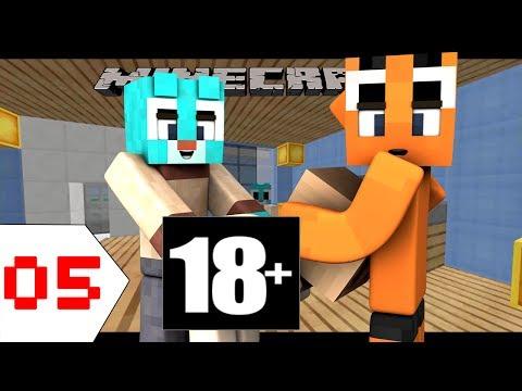 SIÊU BIẾN THÁI GUMBALL VÀ DARWIN !!   Minecraft thế giới kì diệu của Gumball #5