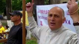 Au pichetat ambasada Chinei în Moldova și Curtea de apel Chișinău