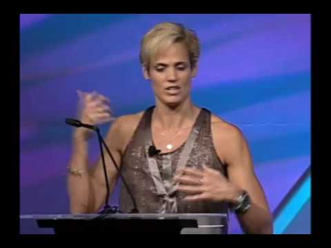 Dara Torres - Olympic Gold Medal Swimming Champion and Inspirational Speaker