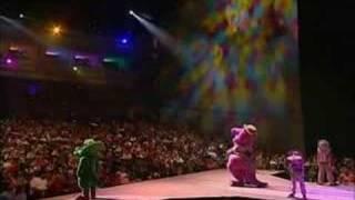 Barney Si Las Gotas De Lluvia
