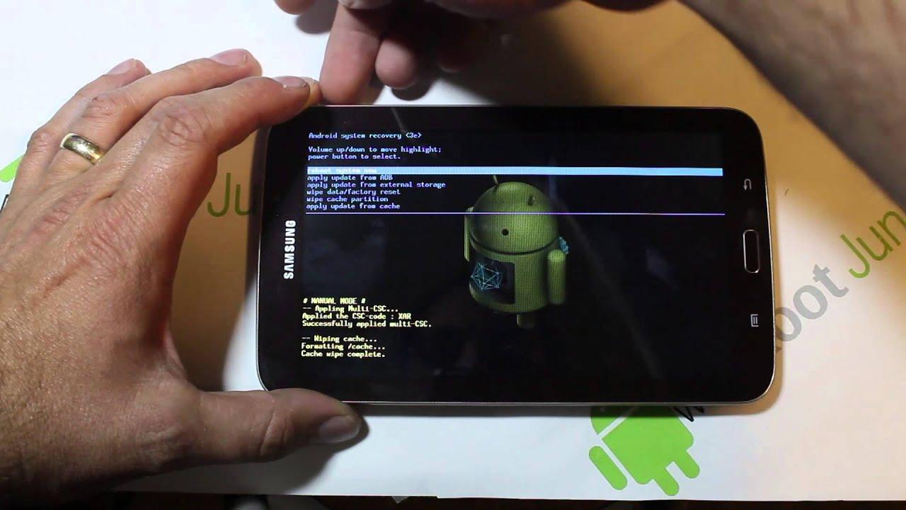 Cara Root Samsung Galaxy Tab 3 Dengan Odin