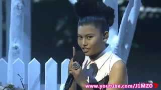 Marlisa Punzalan – 'It's Oh So Quiet' – The X Factor Australia