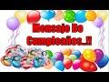 Saludos De Cumpleaños, Mensaje De Cumpleaños, Frases De Feliz Cumpleaños