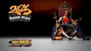 [Duke Nukem Forever - Gameplay]