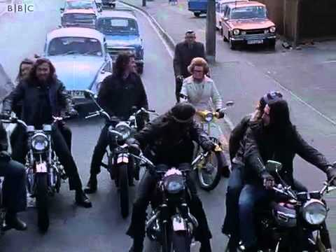 BBC Documentary - Hells Angels - London - 1973