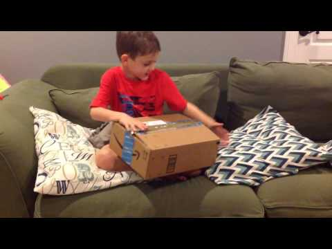 Ben1000 epic Christmas unboxing