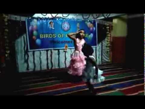 Goodship lollipop dance by Vasavi & Srihamsika