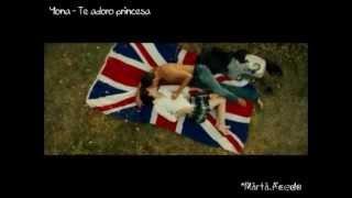 Te Adoro Princesa 3 Metros Sobre El Cielo ( Yonah ) 3msc