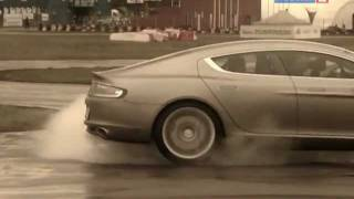 Михаил Алешин - Aston Martin Rapide