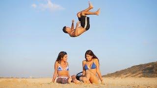 Zábava na pláži