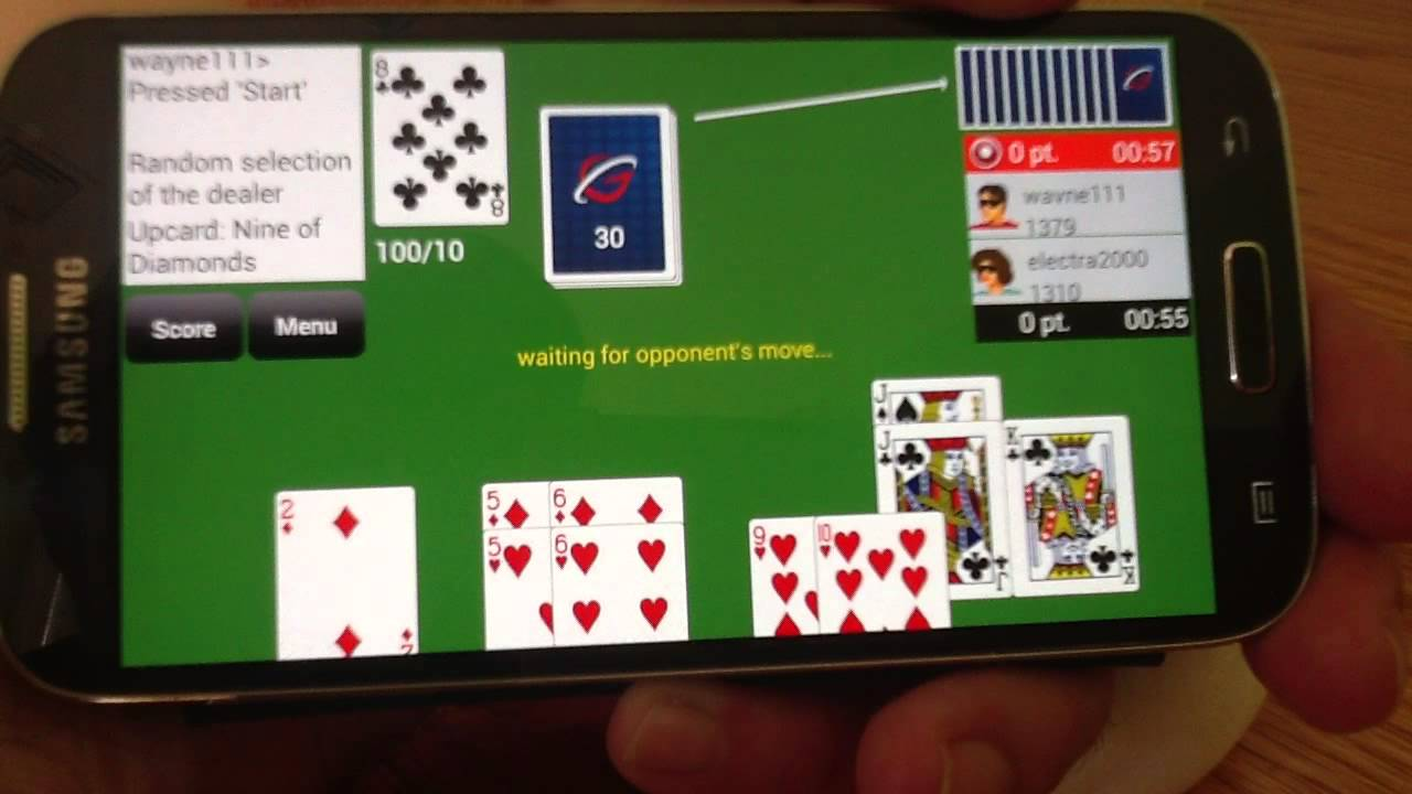 Gin rummy gc app to play gin rummy online for android iphone ipad