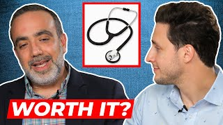 Starting Medical School at Age 37– Terrible Idea? | Wednesday Checkup