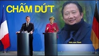 Đức công bố tối hậu thư về vụ Trịnh Xuân Thanh