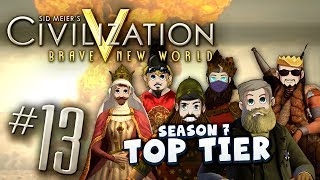 Civ 5 Top Tier #13 - You Wouldn't Steal A Snake