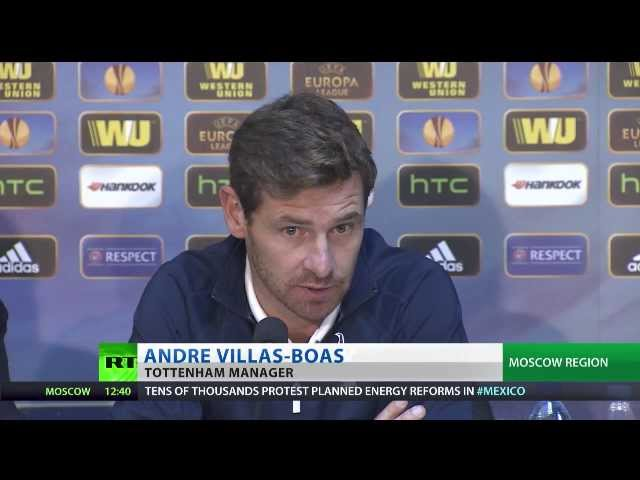 Villas-Boas: Spurs are 'in a phase of change' after selling Bale