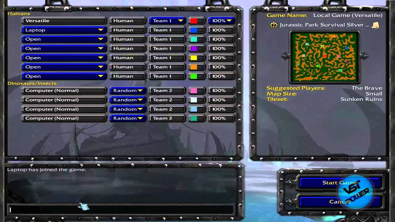 how to play warcraft 3 online with friends