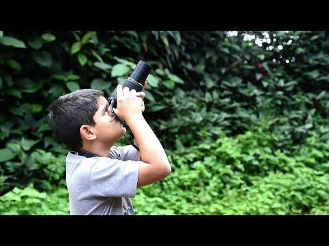 Colombie: un jeune passionné au royaume des oiseaux