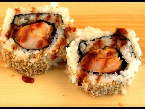 How To Make Shrimp Tempura Rolls