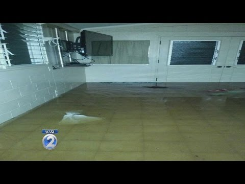 Windward Oahu homes damaged by flooding