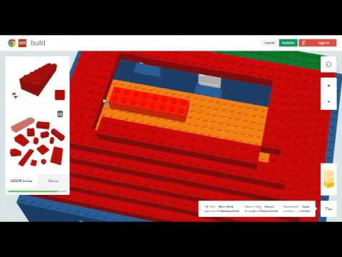 Build with chrome (LEGO) part 1
