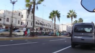 هكذا تستعد الدار البيضاء لاستقبال الملك محمد السادس   خارج البلاطو