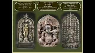 Escultura, Ceramica y Arquitectura de la India en la Antiguedad