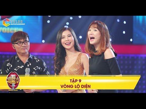Giọng ải giọng ai | tập 9 vòng lộ diện: Hari Won
