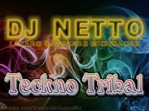 Dj  NeTTo - TecknoTribal  ( ExperiMento Mix )