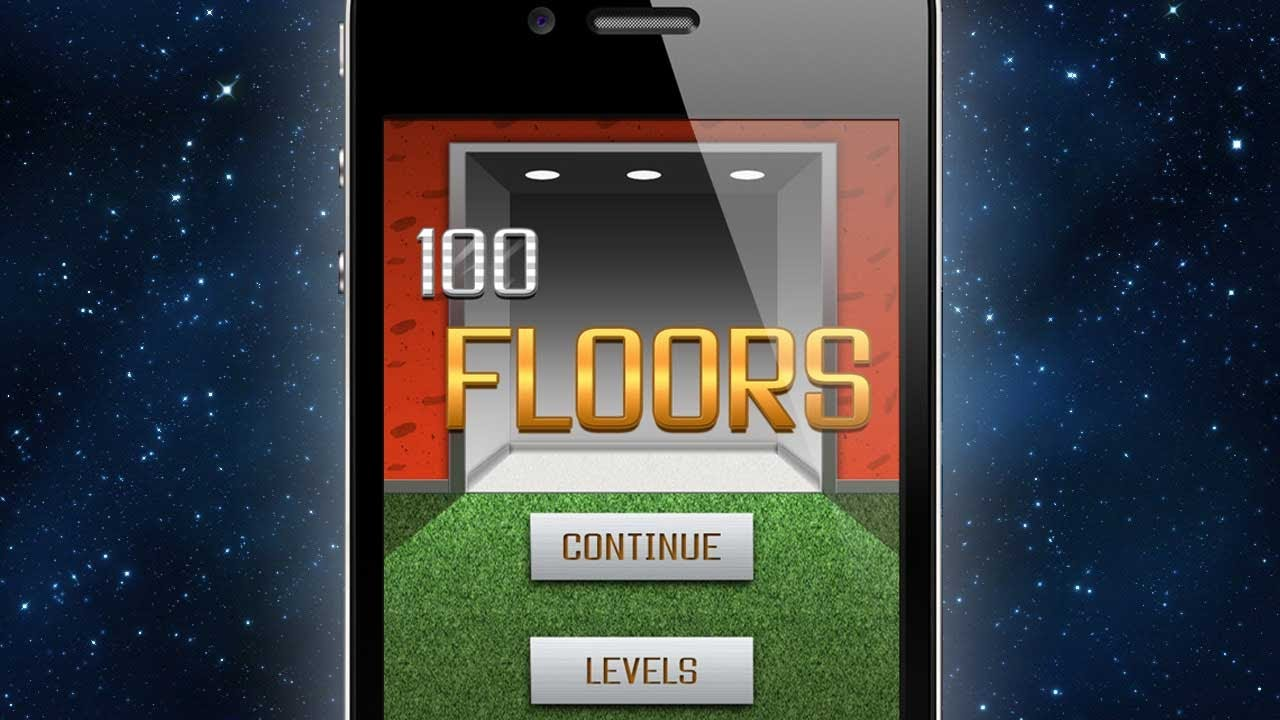 100 Floors Walkthrough A Solution To Every Floor Youtube