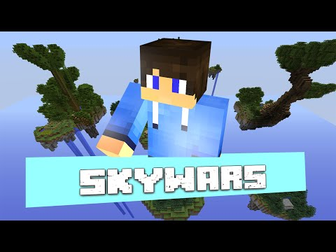 Minecraft Mini-Games - Sky Wars partida epica