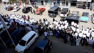 MENGEN TV - Aşçılık Kampı Kortej Yürüyüşü