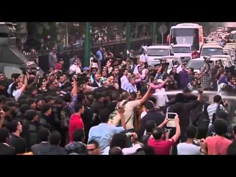 Egypt's Sissi Announces Presidential Run