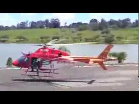 TV Correio - Resgate Aéreo Transfere Paciente