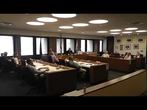 Clinton County Legislature Meeting 9-9-20