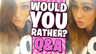 """""""Would You Rather"""" #2 Q&A (COD Ghosts Gameplay)"""