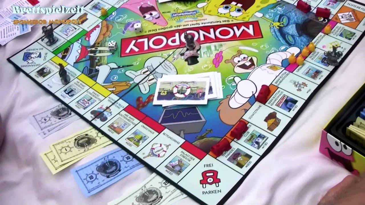 Monopoly spongebob squarepants edition v1.0 delight