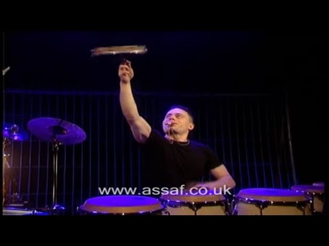 percussion solo