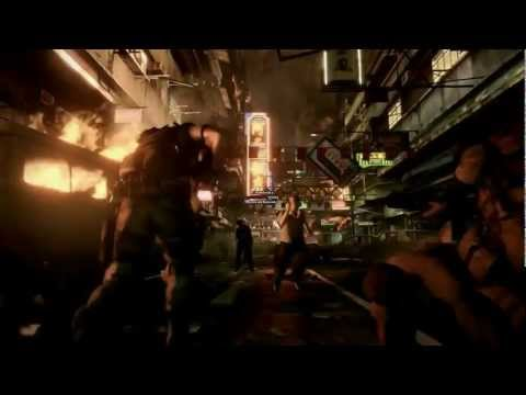 Game Resident Evil 6 Official Extended Trailer,