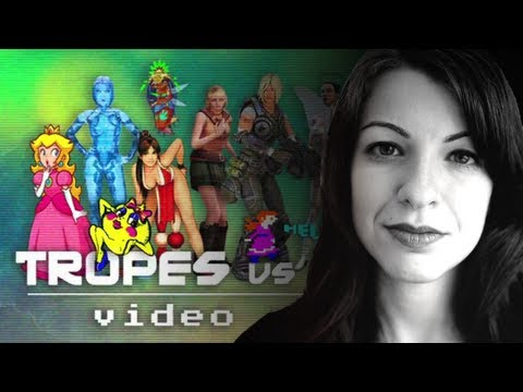 16x9 - Dangerous Game: Tropes vs Women bullying