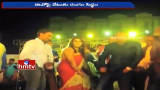 AP minister indicted in Annavaram recording dance event