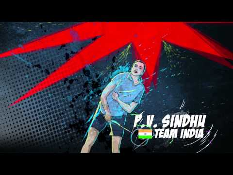 P V Sindhu - Thomas and Uber Cup Player profiles