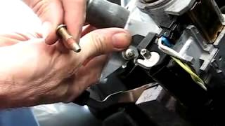 Ignition Switch Removal