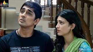 Oh My Friend Movie Siddharth Emotional Dialogues   Siddharth, Shruti Haasan   Sri Balaji Video