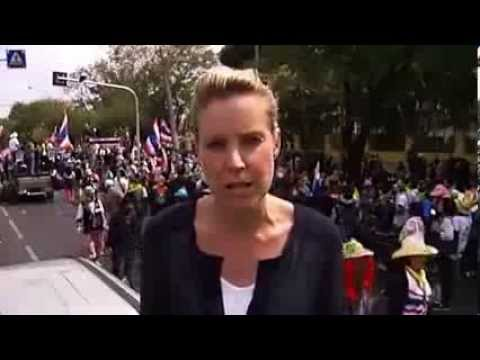 กำนันสุเทพ Thailand Protests  ABC News  Crackdown On protesters Expected To Continue