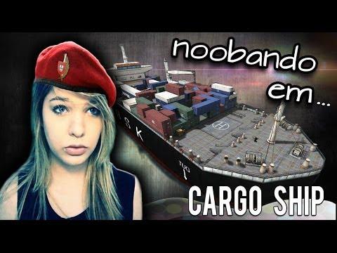 Point Blank - New Map - *CARGO SHIP* Noobando Loucamente D: